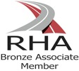 The Road Haulage Association Bronze Associate Member logo
