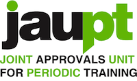 Joint Approvals Unit for Periodic Training logo